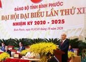 Bình Phước khai mạc Đại hội Đảng bộ lần thứ XI