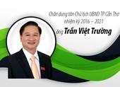 Chân dung tân Chủ tịch UBND TP Cần Thơ - ông Trần Việt Trường