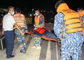 Cảnh sát biển 4 cứu thành công 1 ngư dân gặp nạn