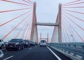 Quảng Ninh phản hồi về tin 'cầu dập dềnh'