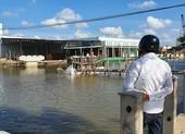 Cà Mau: Dân kêu trời vì xây cầu cản trở ghe gạo lúa