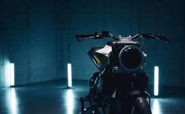 Chiêm ngưỡng mẫu concept mô tô điện tuyệt đẹp của Husqvarna