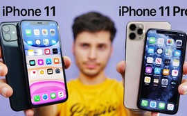 iPhone 11 và iPhone 11 Pro giá chỉ còn 12,4 triệu đồng