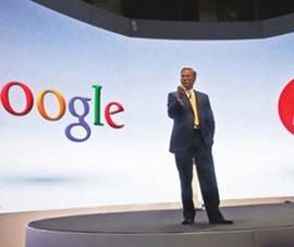 Vì sao cổ phiếu Google rớt giá?