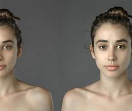 Hiệu ứng Photoshop và quan niệm về nét đẹp phụ nữ của các quốc gia