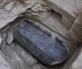 Phát hiện quan tài cổ đại bí ẩn ở Ai Cập
