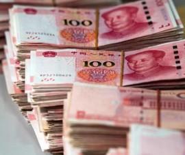 Ngân hàng Trung Quốc khử trùng tiền mặt tránh Corona