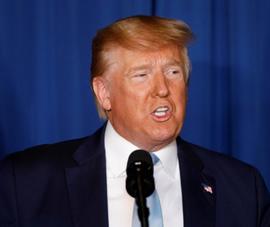 Twitter gỡ bài đăng của Tổng thống Trump vì vi phạm bản quyền