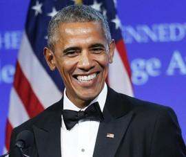 Twiiter của ông Obama và nhiều người nổi tiếng khác bị hack