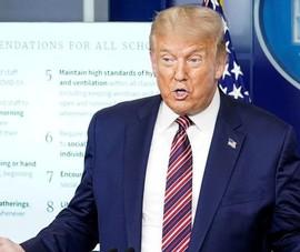 Ông Biden kêu gọi đeo khẩu trang, ông Trump nói phản khoa học