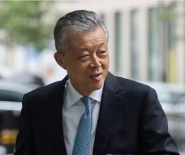 Twitter của đại sứ Trung Quốc ở Anh 'thích' clip khiêu dâm