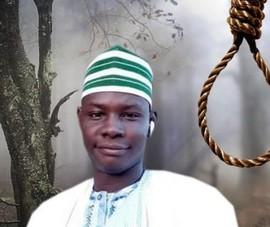 Ca sĩ bị tuyên án tử hình vì ca bài hát báng bổ tiên tri