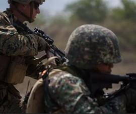 Lầu Năm Góc bác tin quân đội Mỹ giúp huấn luyện cho Đài Loan