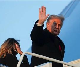 Đầu năm mới, ông Trump kêu gọi 'ngừng đánh cắp' cuộc bầu cử
