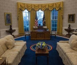Phòng bầu dục của ông Biden có gì khác so với thời ông Trump?