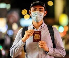 Từ 31-1, hàng triệu người Hong Kong được định cư tại Anh