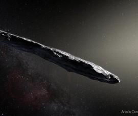 Vật thể Oumuamua là 'dấu hiệu sự sống ngoài Trái đất'