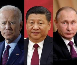3 ông Biden, Putin, Tập có thể gặp nhau vào tháng tới