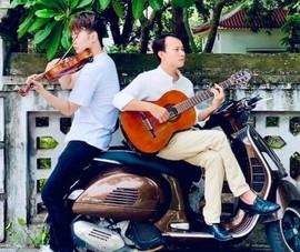 Video: Nhạc sĩ Trần Quang Sơn với bài hát 'Sài Gòn sẽ vui'
