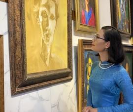 Hoạ sĩ vẽ Bill Gates bán tranh gây quỹ cho 'Điều ước thứ 7'