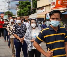 Tổng giáo phận Sài Gòn kêu gọi góp khẩu trang cho Phnom Penh