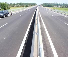 Cao tốc Đà Nẵng-Quảng Ngãi thu phí lại từ 0 giờ ngày 27-10