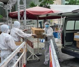 1 liên doanh của Singapore tài trợ cho Đà Nẵng chống dịch