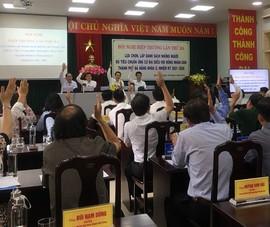 Đà Nẵng chốt danh sách 97 người ứng cử ĐBQH và HĐND