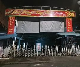 Đà Nẵng đóng cửa chợ Đống Đa vì có ca COVID-19 đến mua sắm