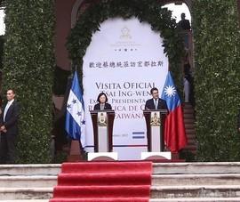 Đài Loan trước nguy cơ mất thêm một đồng minh về Trung Quốc