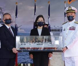 Đài Loan biên chế chiến hạm 'sát thủ tàu sân bay' nhằm củng cố năng lực phòng vệ