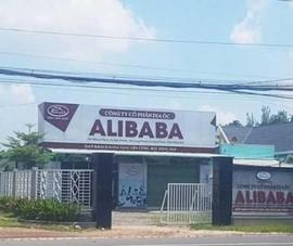Kê biên hàng trăm thửa đất Công ty Alibaba tại tỉnh Đồng Nai
