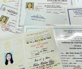 Nữ bác sĩ ở Đồng Nai dùng bằng đại học dỏm