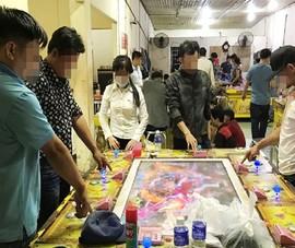 Đồng Nai: Tạm giữ 26 người đánh bạc ở tiệm game bắn cá