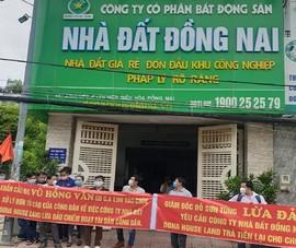 Bắt 3 lãnh đạo Công ty CP Bất động sản Nhà đất Đồng Nai