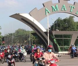 F1 trong Khu công nghiệp Amata ở Đồng Nai âm tính với SARS-CoV-2
