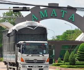 Một người nhiễm COVID-19 tại KCN Amata ở Đồng Nai
