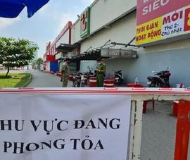 Gỡ bỏ phong tỏa siêu thị Big C Đồng Nai trước hạn