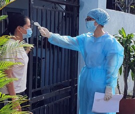 Người từ TP.HCM về Đồng Nai phải tự cách ly 14 ngày, 3 lần xét nghiệm