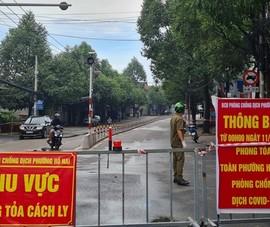Đồng Nai khuyến cáo dân không ra đường sau 18 giờ đến 6 giờ sáng hôm sau