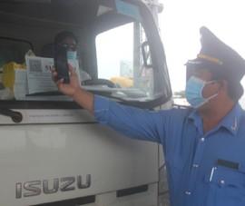 Hướng dẫn đăng ký 'luồng xanh' xe vận tải ở Đồng Nai