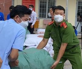 Đồng Nai: Trao 4 tấn lương thực cho người dân ở phường Trảng Dài