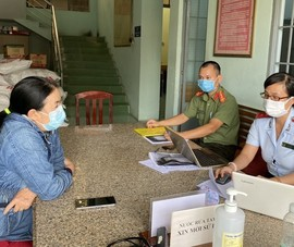 Thông tin sai về tiêm vaccine Vero Cell, 1 phụ nữ ở Đồng Nai bị phạt
