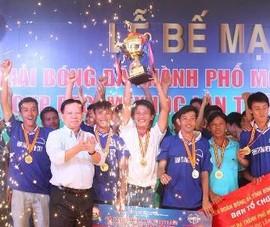 Bế mạc giải bóng đá phong trào quy mô nhất-Cúp Becamex IDC 2016