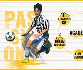 Ai 'đỡ đầu' Juventus mở học viện ở TP.HCM?