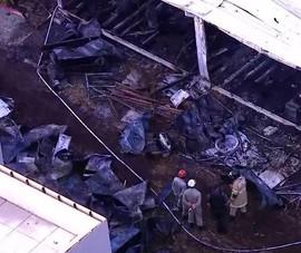 10 fan chết cháy ở CLB lớn nhất Brazil