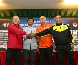 Các đối thủ của U-23 VN nói gì trước vòng loại U-23 châu Á?