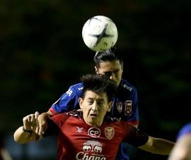 Muangthong bị loại đau đớn trước đội hạng dưới ở League Cup