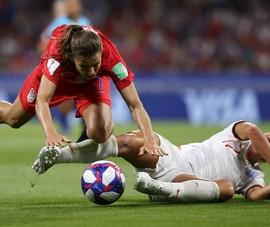 World Cup 2019: Tuyển Anh vỡ tan giấc mộng vàng