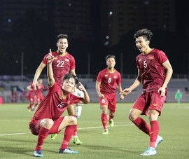 Bình luận: Một trận thắng đau tim của U-22 Việt Nam